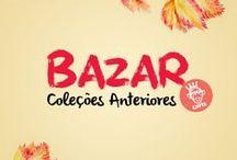 Bazar da Chita / Aqui você pode conferir as peças de exclusivas com até 70% de desconto.  http://www.chitabrasil.com.br/chita-loja/categoria-produto/bazar/