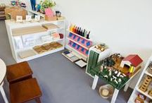 Montessori Classrooms / Beatiful montessori classrooms all over the worlds, wonderful materials, nice furniture, working classrooms and prepared environment