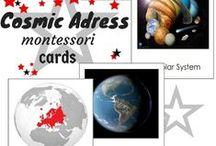 Free Printables / Free Montessori and other educational printables and learning cards