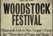 "Three Days of Peace & Music / Woodstock...1969 and other ""hippy-ish"" photos / by Laura Cazz"
