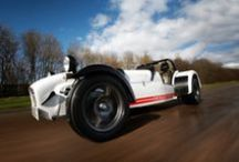 Caterham / History of Caterham. Is tightly related to that of Lotus, as the first evolved from the former. In 1957 Colin Chapman, founder of British sports car manufacturer, Lotus, launched at that time's London Motor Show the Lotus 7 model. Visit to our website for further information. WWW.reconditionengines.CO.UK