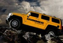 Hummer / History of Hummer. If Dinosaurs were cars, Hummer would be a T-Rex. A brand name with roaring resonance, it sparked attention during the 90's with  release of the civilian version of the Humvee in 1991. Manufactured by AM General, a division of American Motors and presently part of the GM group. Visit to our website for further information. WWW.reconditionengines.CO.UK