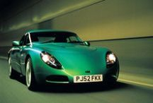 TVR / History of TVR. For the car afficionados TVR stands for extremely powerful engines bolted on ridiculously light and awesome looking carbon fiber bodies. It's the exception from the rule when it comes British car manufacturing, the touch of exotic in an otherwise conservative medium. Visit to our website for further information. WWW.reconditionengines.CO.UK