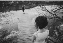 Интересные свадебные ЧБ фотографии / Интересные свадебные чёрно белые фотографии | Interesting wedding black and white photos
