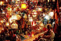 oriental / pamiątki z podróży, które kiedyś przywiozę