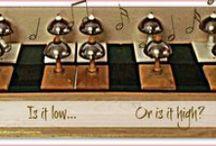Music Montessori / Montessori ideas for music appreciation