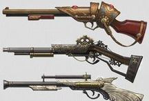 Weapons | Artifacts