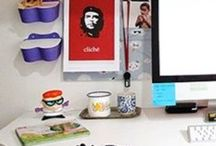 Sit down & Get things done / Desk setups