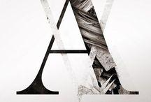diewebstars + Typographie - Inspiration / Lasst Lettern sprechen unsere lieblings Typos auf einen Blick. www.diewebstars.de
