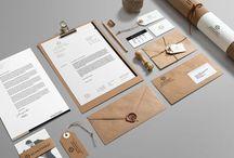 diewebstars + Corporate Design - Inspiration / www.diewebstars.de