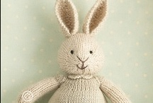 Toys / Knitted toys that we need to make...right now...because they're soooo CUTE!  http://www.dublinbay.net