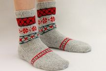 SOCKS! / We have lots of sock knitters at the shop, so here is a board just for EWE!  http://www.dublinbay.net