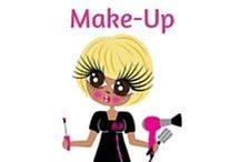 Make Up / Make Up Inspiration and Ideas...