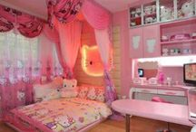 kids rooms and play areas / Kids rooms