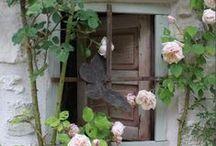 Doors, windows, gates...°♥°