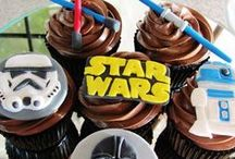 Star Wars Party Ideas / Need ideas for your next Star Wars birthday party or other Star Wars gathering? Here is our collection of cool and fun Star Wars themed party ideas.