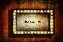 Identity / What is identity?