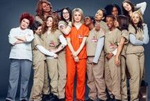 T.V. Orange is the New Black / by Karloff B