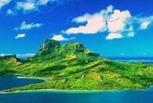 Mesmerizing Mauritius... / Our island...a beautiful little treasure trove, filled with love, happiness and breathtaking views...