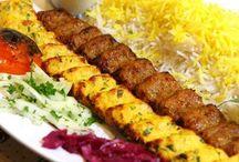 Persisk mat