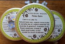 crafty creative / inspiring little gems people create, my Addison Moon natural products, natural inspiration, teas & goodies
