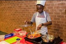 Our Kids / Our programs make healthy cooking fun for kids while helping parents learn how to be better healthy food ambassadors for their families.