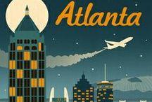 Atlanta places- AGI Atlanta / Get to know Atlanta.  http://agiatlanta.com/