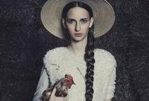 """Style: """"Arte Povera"""", rural traditions"""
