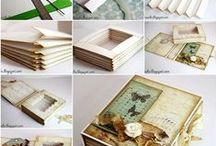 Scrapbook idea (cards, albums, inspiration...)