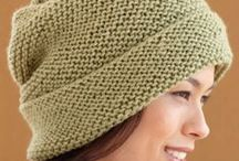 Free patterns - knitted and crochet hats / Hats I want to wear.