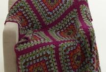 Free patterns - knitted and crochet afghans