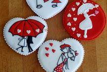Biscoitos Decorados - Cookies