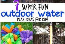 kids outdoor fun / Kids outdoor activities, and fun games