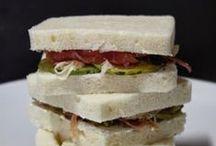Lanches e Sanduíches - Sandwich / Receitas para Sanduíches - recheios - Sandwichs