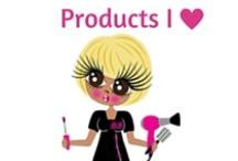 Products I LOVE... / These are products that I couldn't live without