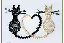Paličkování Kočky