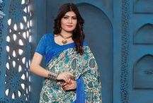 Ethnic Silk Sarees Collection by LooksLady