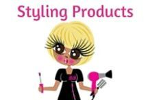 Styling Products I LOVE! / Showcasing the EIMI styling range from Wella Professionals...