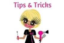 Tips & Tricks / Here is where I share all my #hair and #beauty tips, tricks and ideas...
