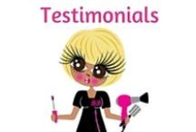 Testimonials / Some of the lovely words from my clients about their experience of working with me