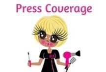 Press Coverage / Be Beautiful Hair & Beauty are proud to feature in the following press articles...