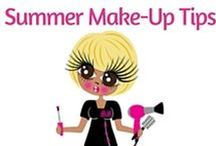 Summer Make-Up Tips / Here is where you will find all of my Make-Up tips to get you all ready for Summer...x