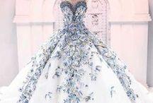 Šaty - svatební