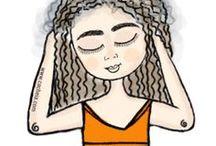 Dicas de Cabelo / Dicas de ouro que vão ajudar você a ter cabelos lindjos! Aprenda aqui cuidados gerais e recomendações para cabelos crespos, cacheados e ondulados.