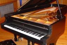 Pianos - How Grand! / Pianos / by Krafty Kat