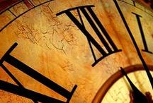 Timepieces ⏰ / Clocks / by Krafty Kat
