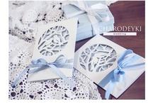"Invitation  / This design was made by image studio ""Charodeyki"""