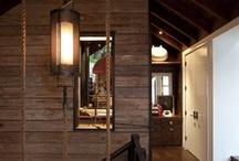 Interior design / Decoración de interiores