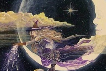 Moon and Stars / The Astral and The Heavens