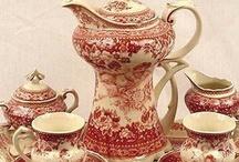 Tea Time! / Coffee, Tea and Chocolate!